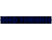 لوگو برند دیپ رومنس - فروشگاه پیرسوک