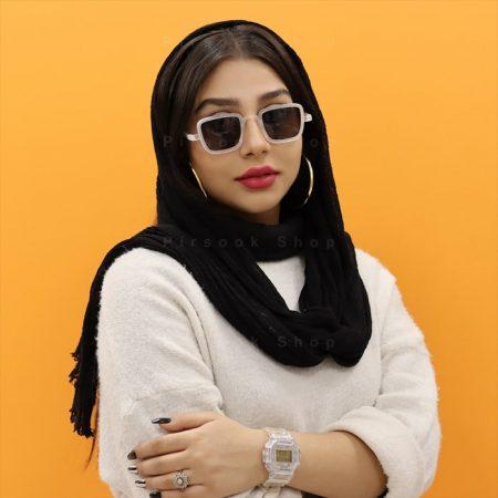 عینک آفتابی زنانه - فروشگاه پیرسوک
