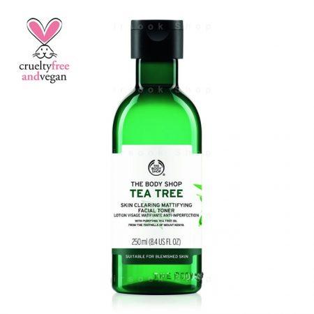 تونر درخت چای بادی شاپ 250 میلی لیتر - فروشگاه پیرسوک