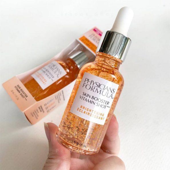 سرم ویتامینه و روشن کننده پوست فیزیشن فرمولا – فروشگاه پیرسوک (3)